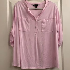 NWOT never worn Ellen Tracy top size 2x